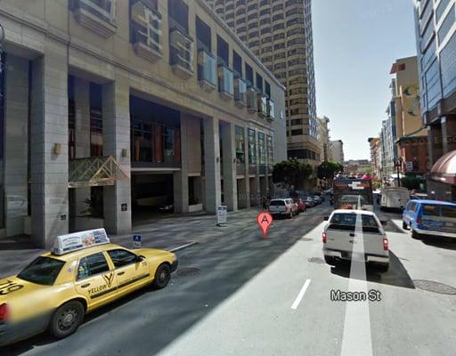 Car Rental Near W Hotel San Francisco