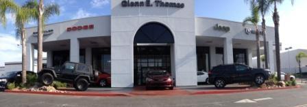 Glenn E Thomas Dodge Chrysler Jeep