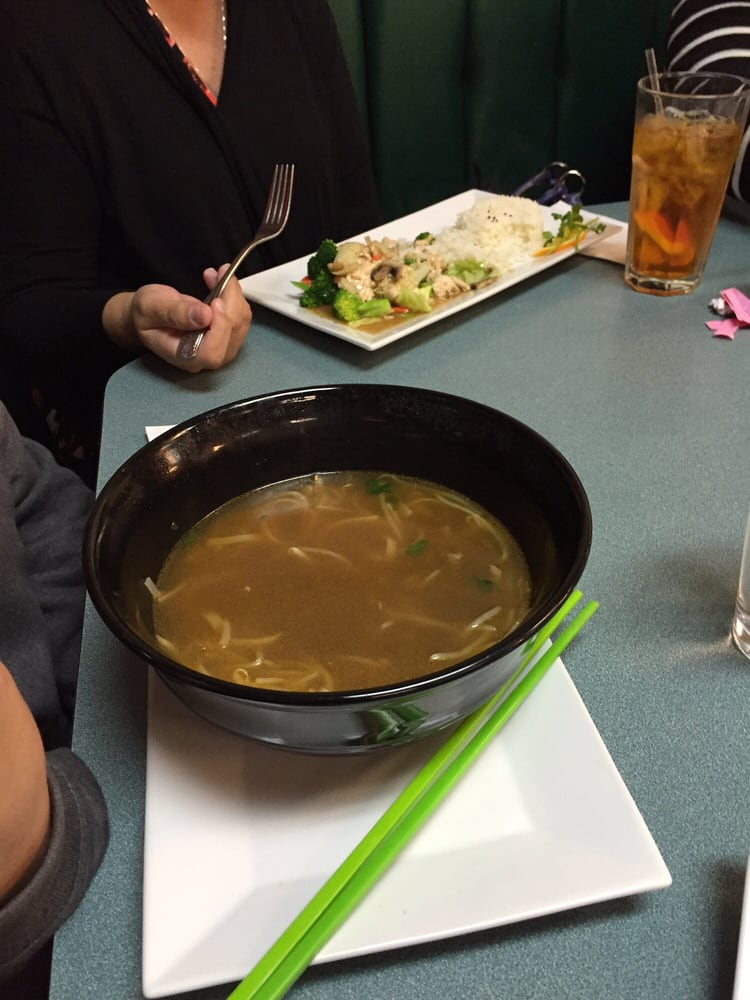 Beef noodle soup was the bomb yelp for 22 thai cuisine yelp