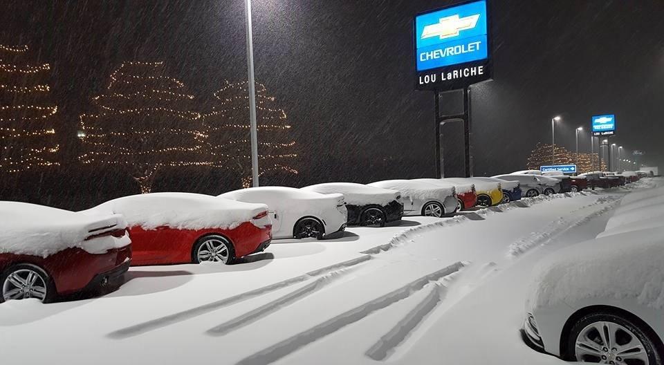 Lou Lariche Chevrolet 20 Anmeldelser Bilforhandlere