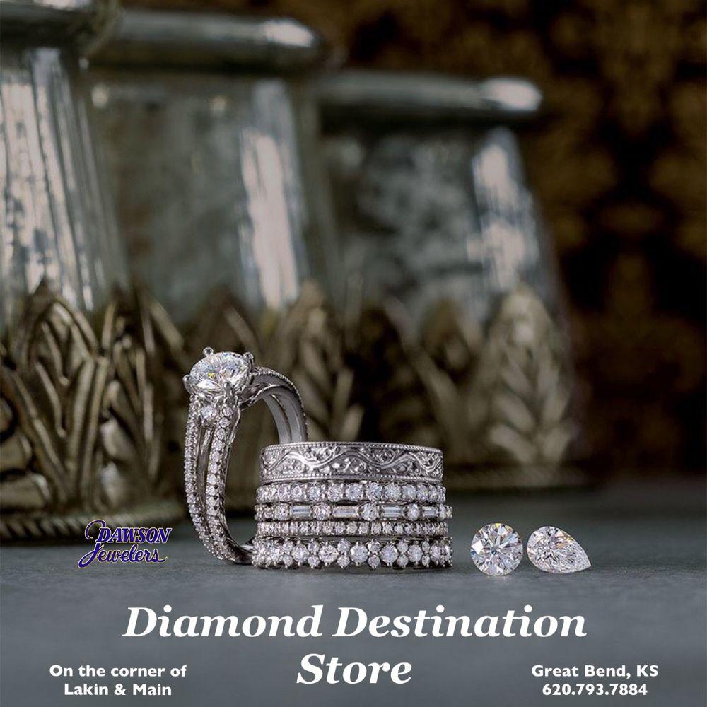 Dawson Jewelers: 1301 Main St, Great Bend, KS