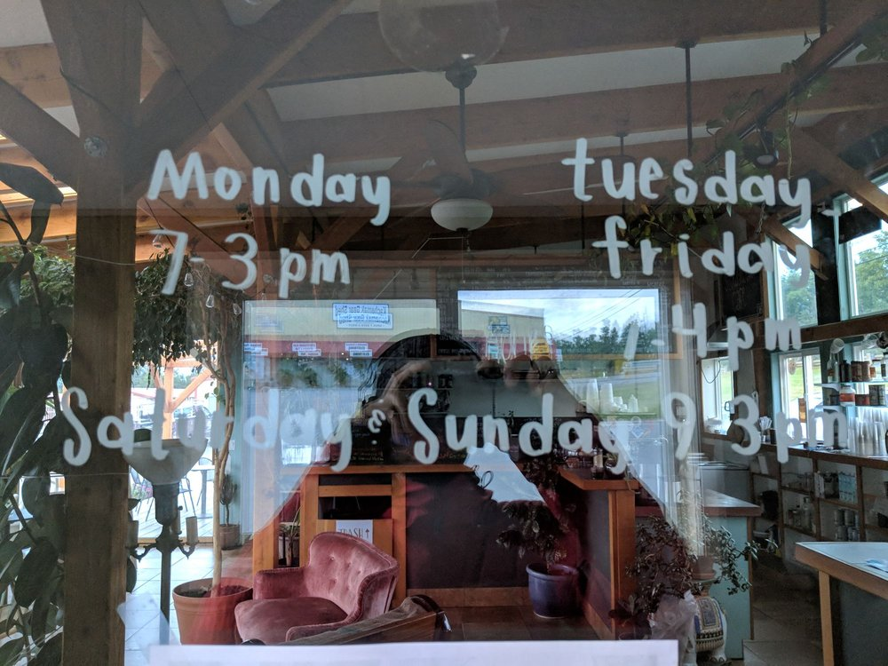 Stowaway Cafe: 3585 East End Rd, Homer, AK