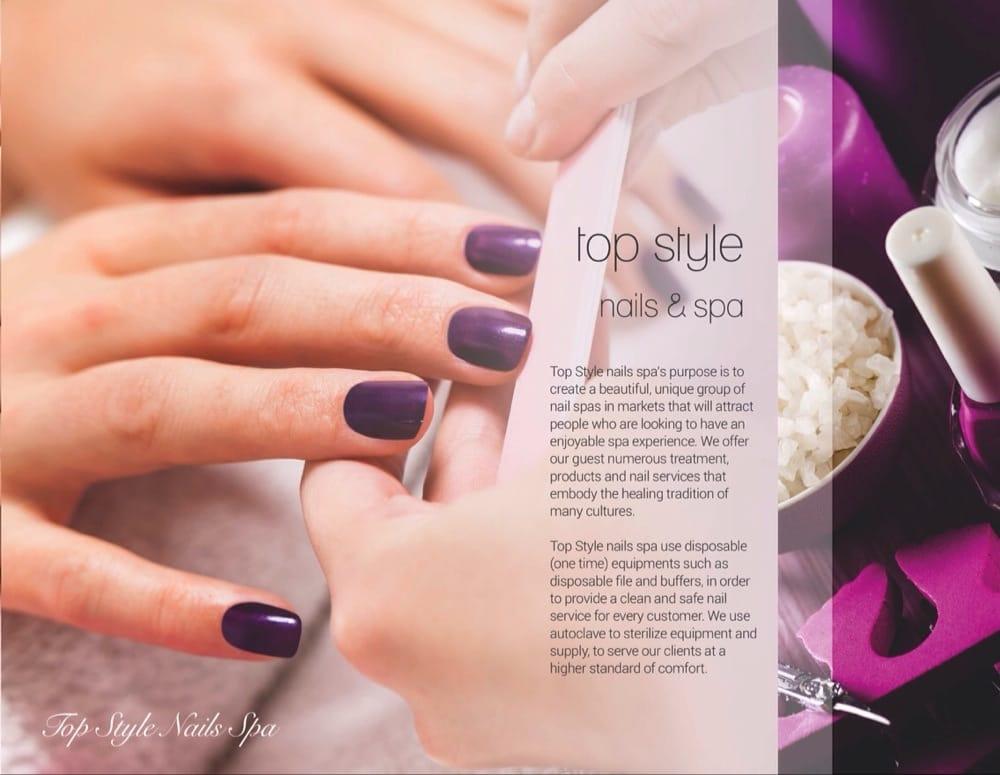 Top Style Nails Spa - 96 Photos & 124 Reviews - Nail Salons - 852 Rt ...