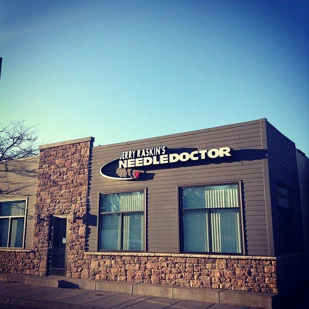 Jerry Raskin's Needle Doctor
