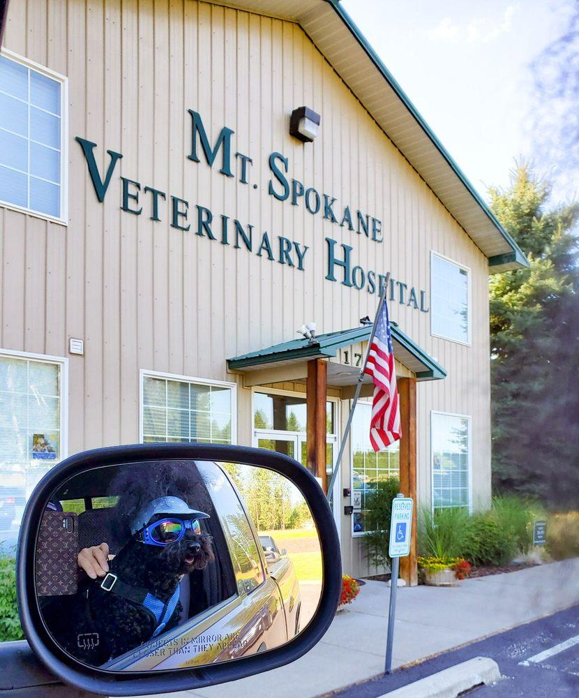 Mt Spokane Veterinary Hospital: 17117 N Newport Hwy, Mead, WA