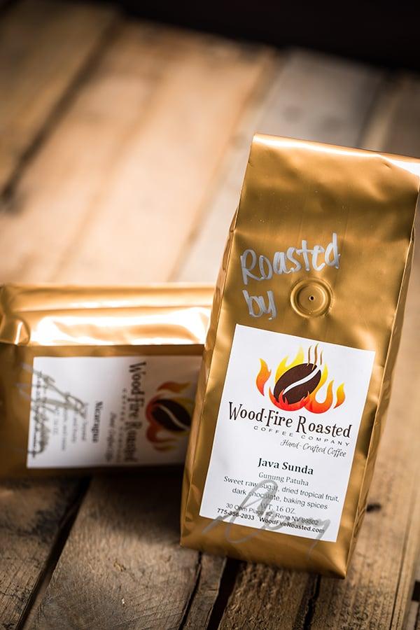 Wood-Fire Roasted Coffee Company