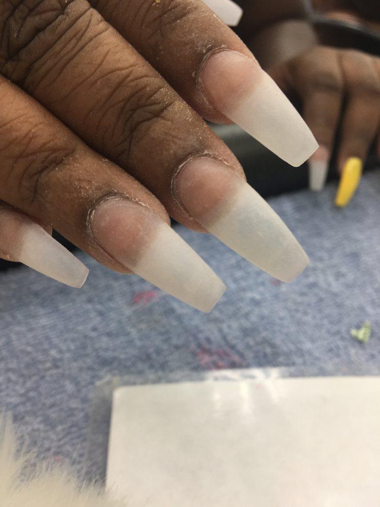 Lexan Nails