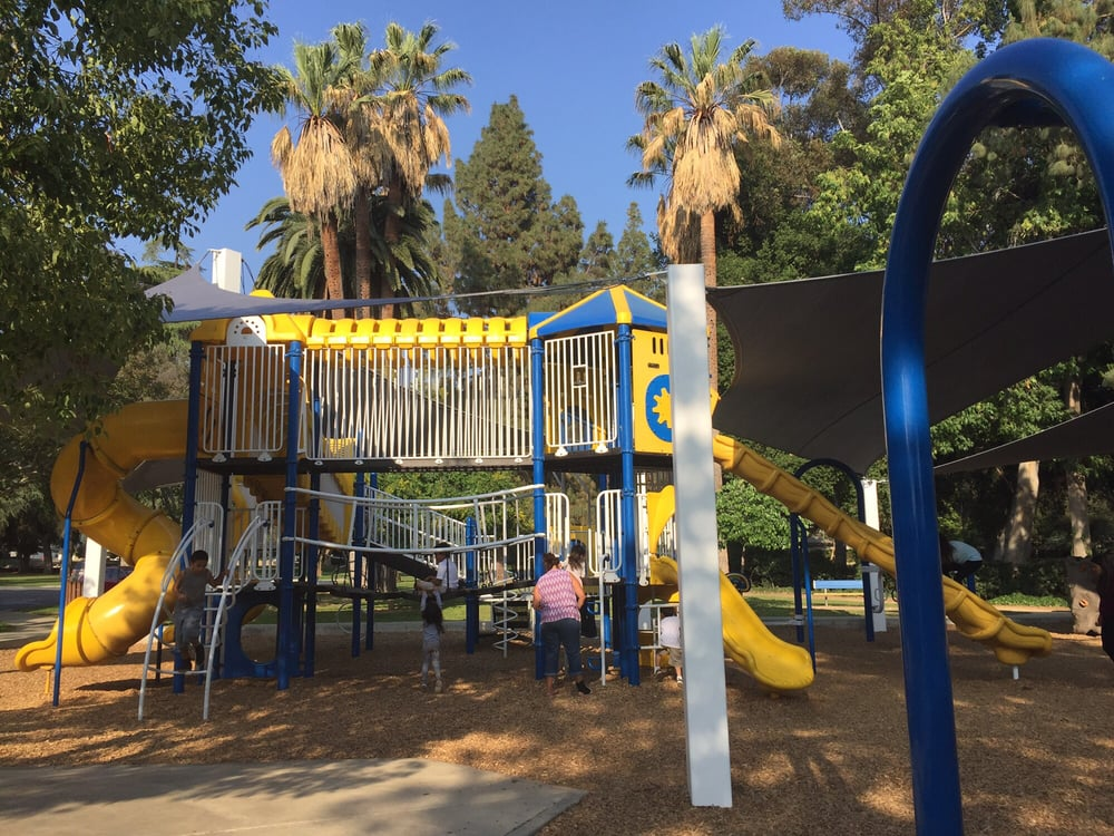 Sylvan Park: 900-998 East High Ave, Redlands, CA