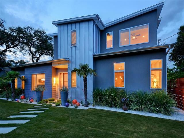 The hightower company 52 photos estate agents for Modern homes austin texas