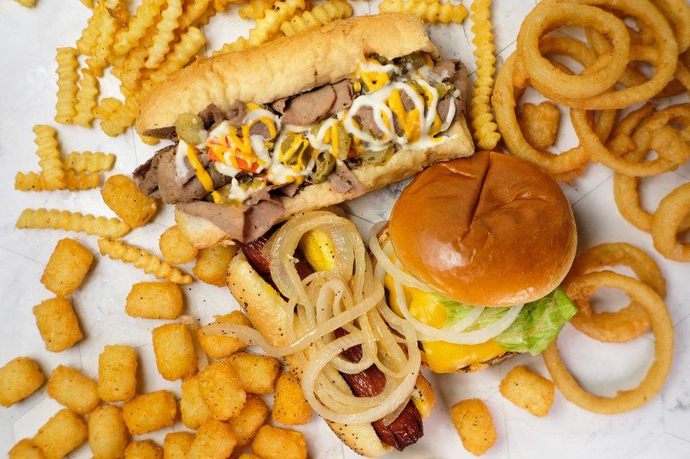 Chi-talian Beef Sandwiches: 800 Forrest St NW, Atlanta, GA