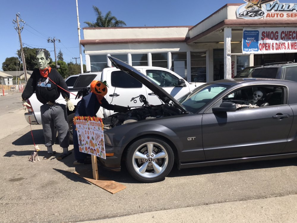 Four Star Village Auto Service: 401 Traffic Way, Arroyo Grande, CA