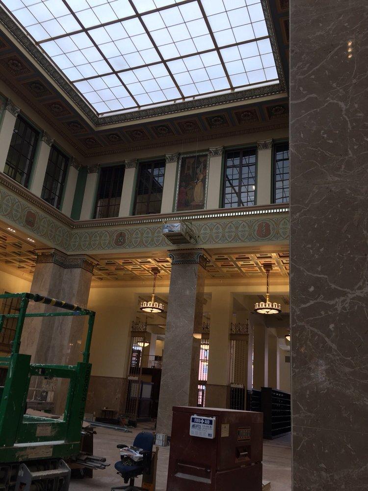 Enoch Pratt Free Library - Central Library