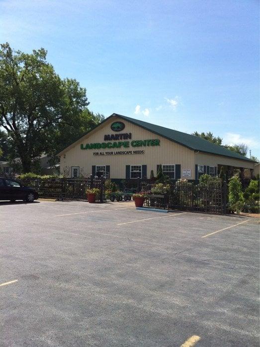Martin Landscaping & Landscape Center: 9961 W 109th Ave, Cedar Lake, IN