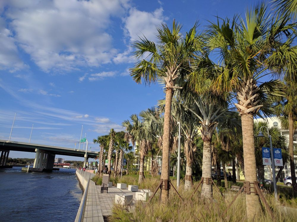 Tampa River Walk: 200 N Ashley Dr, Tampa, FL