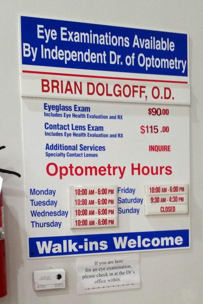 6e45058dc2 Dolgoff Brian J OD - 21 Reviews - Optometrists - 8629 120th Ave NE ...