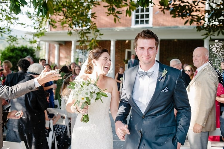 Ashley Baber Weddings: Charlottesville, VA