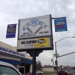 Lincoln Automotive Center Auto Repair 401 Lincoln Blvd Lincoln