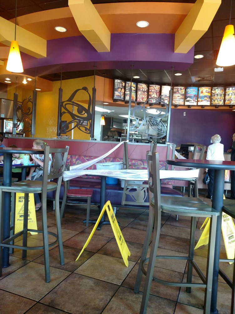 Photo Of Taco Bell Grove City Oh United States Nice Leak To