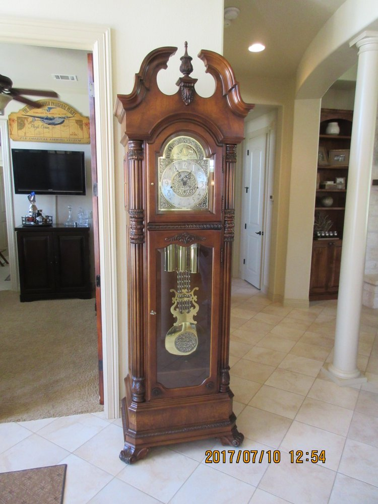 Photos For Back In Time Clock Repair Yelp