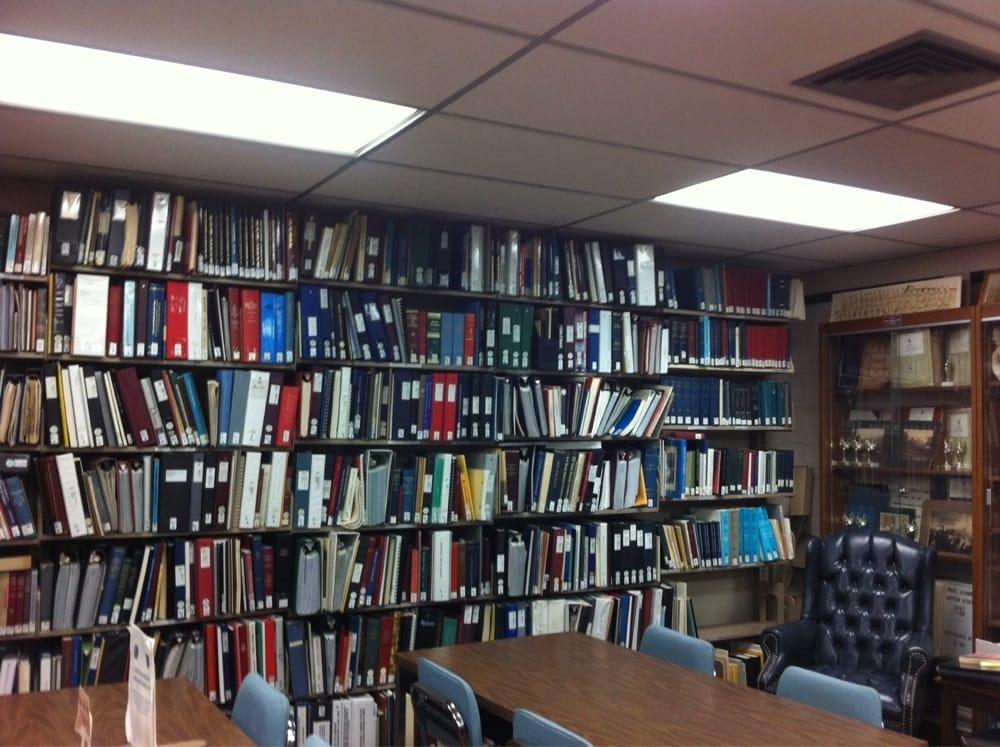 Attala County Library: 201 S Huntington St, Kosciusko, MS
