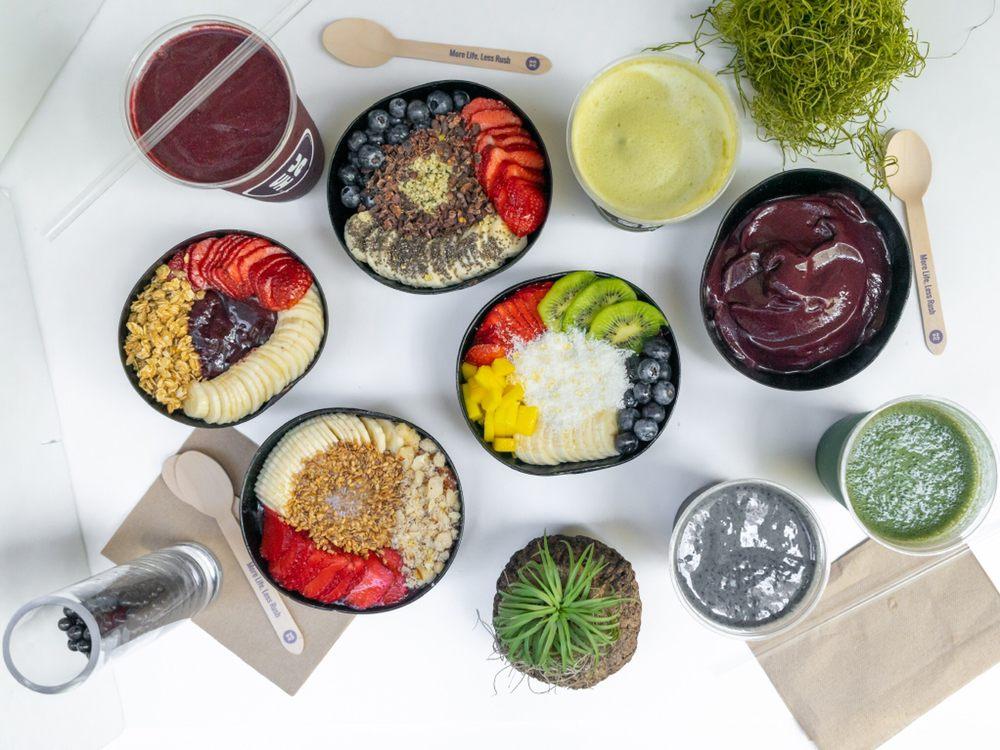 Cuia Acai & Positive Food
