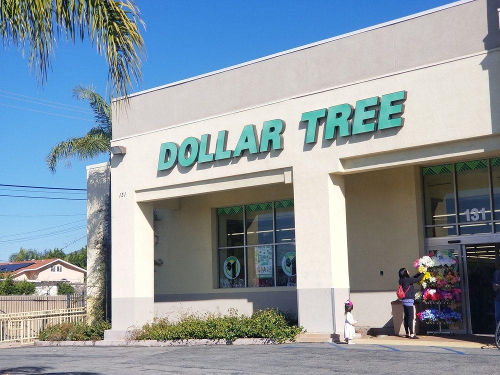 Dollar Tree: 131 E Foothill Blvd, Arcadia, CA