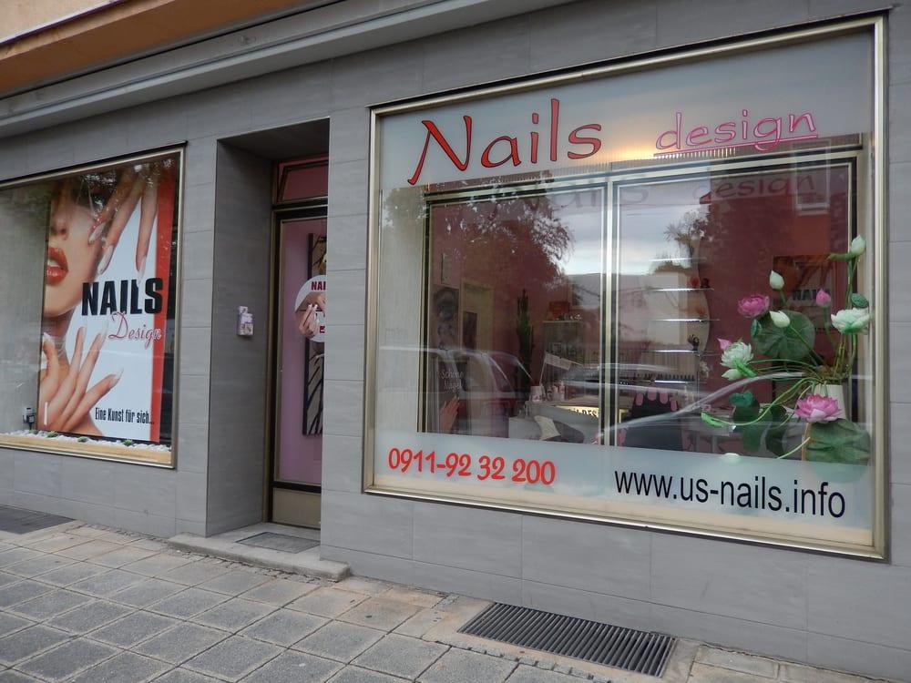 US Nails Design - 12 Fotos - Manicure E Pedicure - Pirckheimer Str. 53 Innenstadt Nuremberga ...
