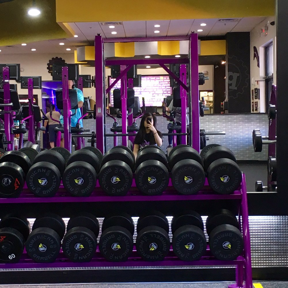 Planet Fitness - Orlando - Rio Pinar: 505 S Chickasaw Trl, Orlando, FL