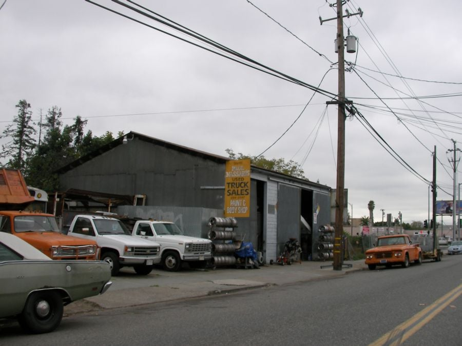 Paul Massaro's Paint & Body Shop-Used Truck Sales