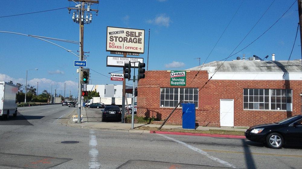U-Haul Neighborhood Dealer: 940 W Florence Ave, Inglewood, CA