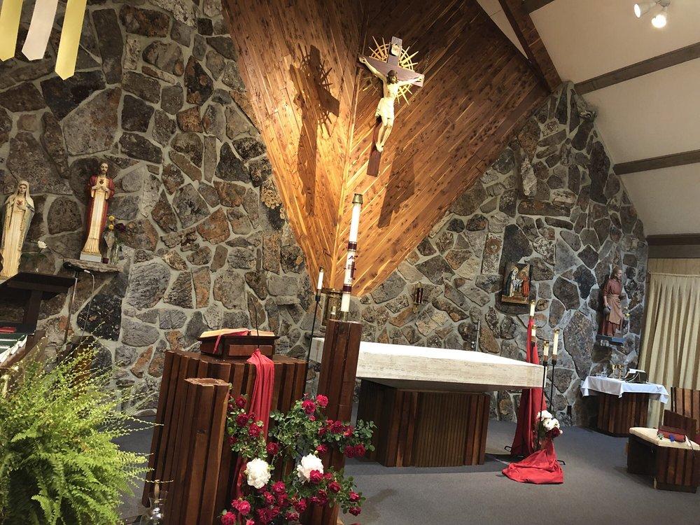 St Catherine's Catholic Church: 109 Piedmont Ave, Piedmont, MO