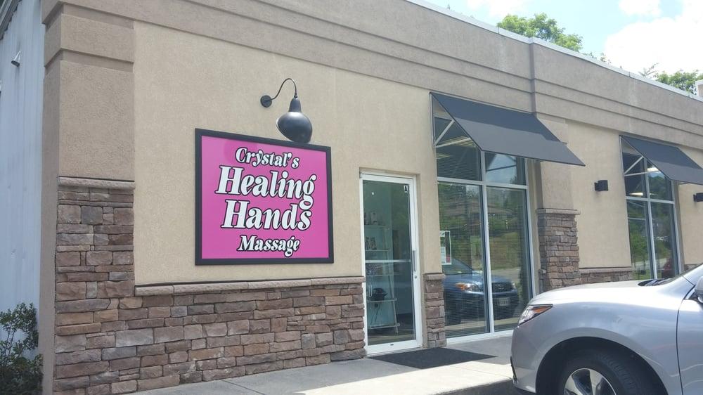 Crystal's Healing Hands Massage: 4600 Brambleton Ave, Roanoke, VA