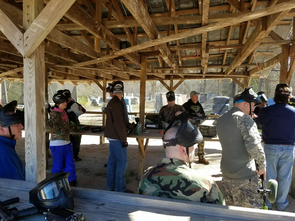 Black River Paintball: 2500 Carson Gregory Rd, Angier, NC