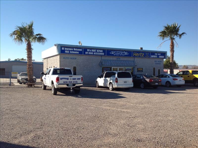 Cutting Edge Sandblasting: 2086 Courtwright Rd, Mohave Valley, AZ