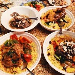 Moroccan food san jose