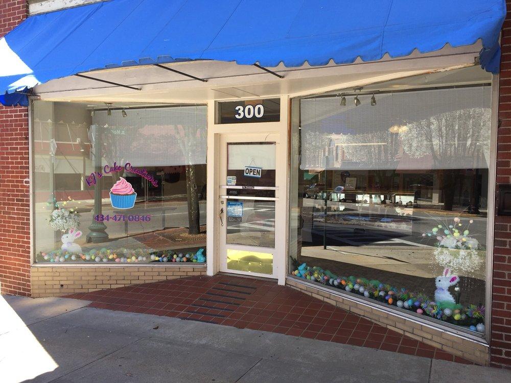 KJ's Cake Creations: 526 North Main St, South Boston, VA