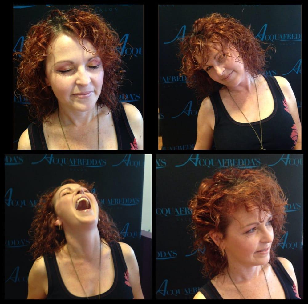 Paul mitchell curls yelp for Acquafredda salon