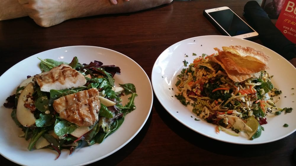 Dave And Busters Thai Chicken Chopped Salad Calories