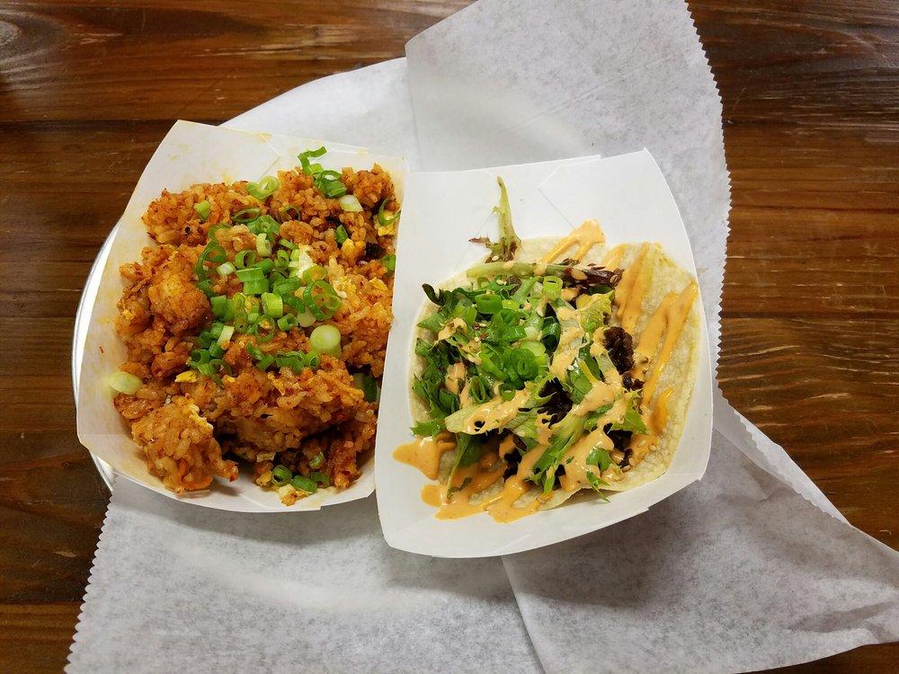 Seoul Taco: 608 S 6th St, Champaign, IL