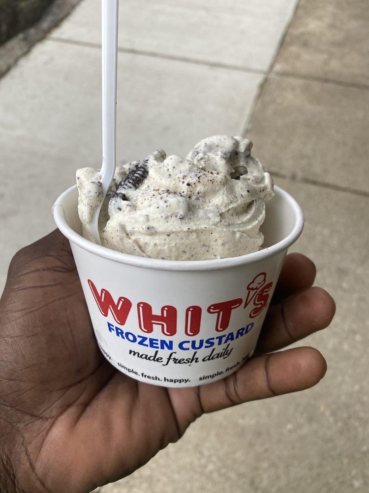 Whit's Frozen Custard: 631 2nd St, New Boston, OH