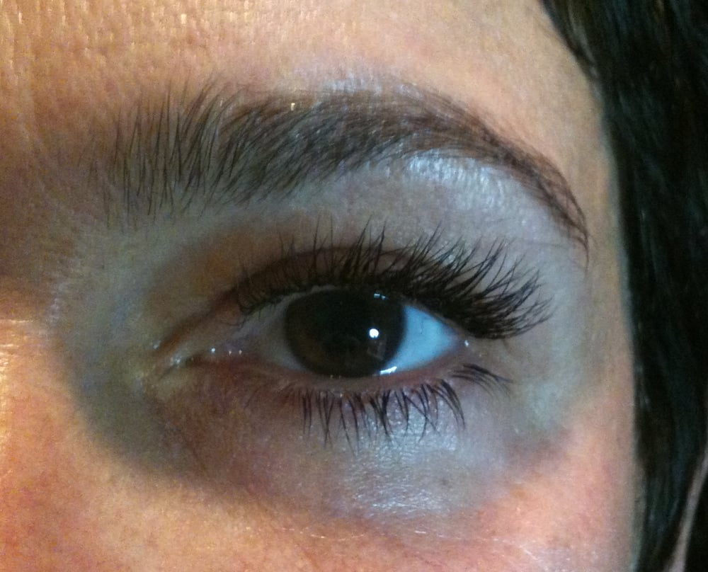 Upper And Lower Eyelash Extensions Yelp