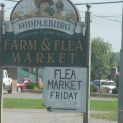 Middleburg Livestock Auction Sales - 6592 Rte 522