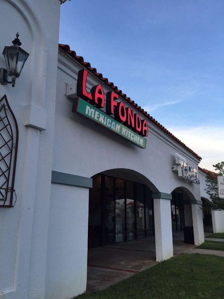 La Fonda Mexican Kitchen 114 Foton 125 Recensioner Mexikansk Mat 1155 State Rd 434