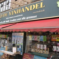 vinhandel frederiksberg