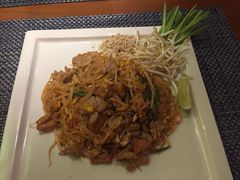 Blue orchid thai cuisine thai 13475 atlantic blvd for Arlington thai cuisine