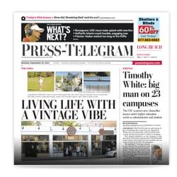 Press-Telegram - 42 Reviews - Print Media - 727 Pine Ave