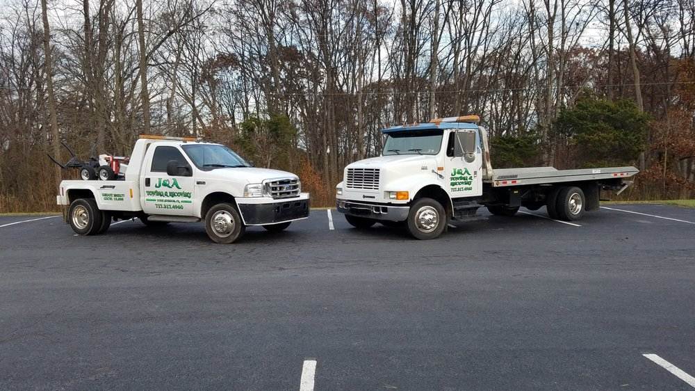 J&A Towing and Recovery: 609 Range End Rd, Dillsburg, PA