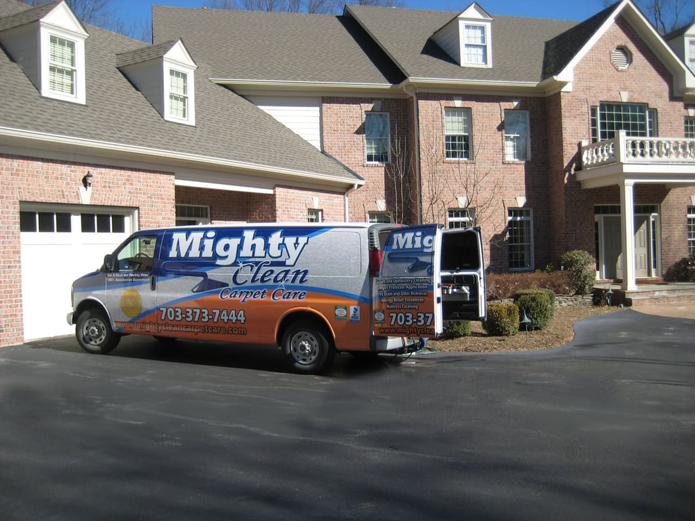 Mighty Clean Carpet Care