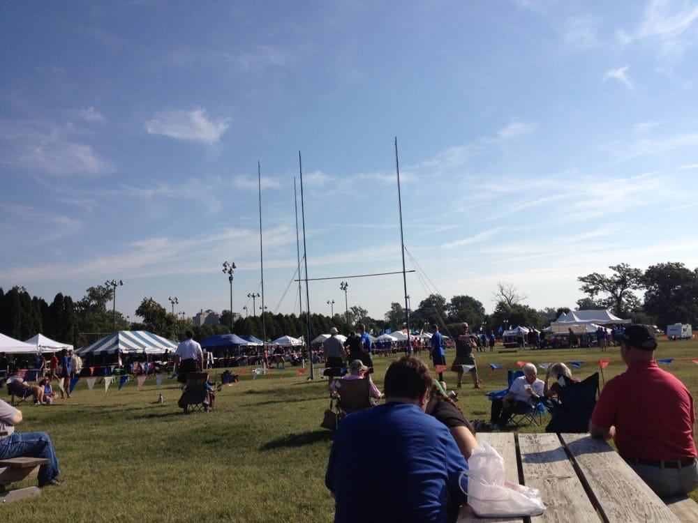 St. Louis Scottish Games and Cultural Festival: Spirit Airpark West Dr, Chesterfield, MO