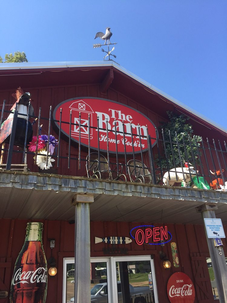 The Barn: 239 Martin Luther St, Columbia, LA